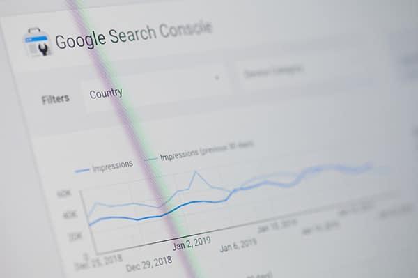 Google Seach console