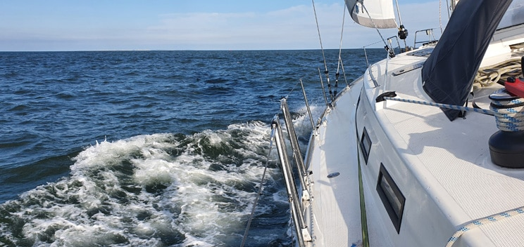 Sailing in the Netherlands