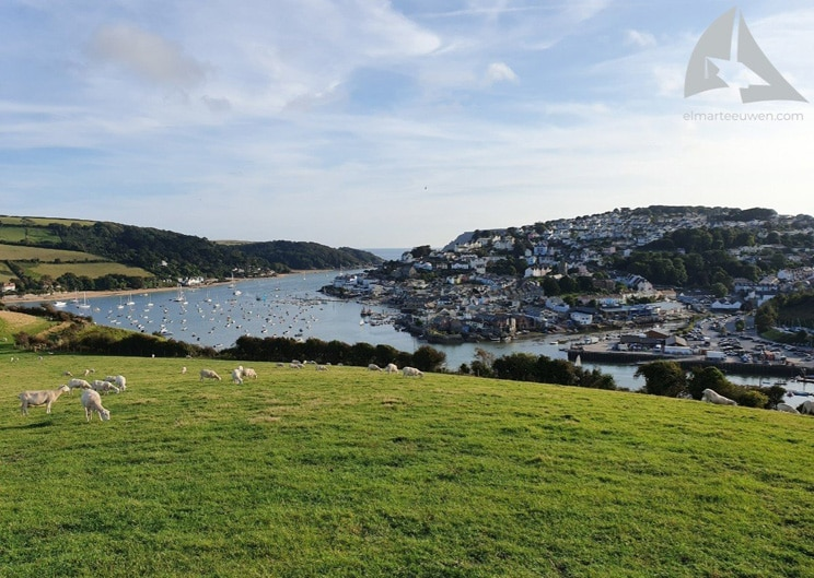 Zeilen in Cornwall en Devon